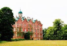 Bruck der Leitha, замок Prugg 22-ое мая 2016 †Австрии «в Harrachpark в Bruck der Leitha Стоковые Фото