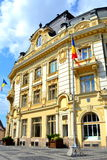 Bruckenthal Museum in Sibiu, European Capital of Culture for the year 2007 Royalty Free Stock Image