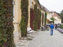 Bruckenthal Palace, Avrig, Romania Royalty Free Stock Image