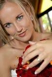 brudögon fotografering för bildbyråer