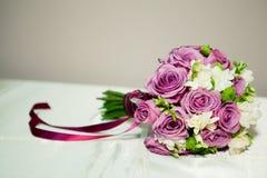 Brud- blommor Royaltyfri Foto