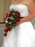 brud- bukett Royaltyfria Bilder