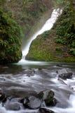 brud- falls oregon skyler royaltyfri foto