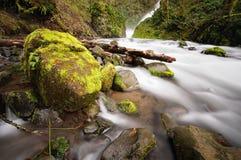 brud- falls skyler Arkivfoto