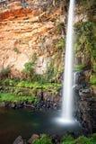 Brud- skyla vattenfallet Sydafrika Royaltyfri Fotografi