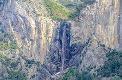 Brud- skyla vattennedgången Kalifornien Arkivbilder