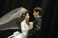 brudbrudgum Arkivbilder