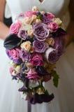 Brudbuketten Royaltyfri Bild