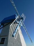 Bruderheim Windmühle lizenzfreie stockbilder