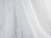 Brudklänningtextur royaltyfri fotografi