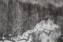 Brudna cement ściany tekstura Obrazy Royalty Free
