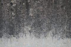 Brudna cement ściany tekstura Fotografia Royalty Free