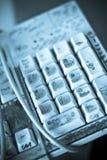 brudna klawiatura Fotografia Stock