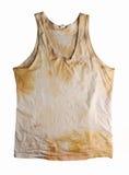 brudna koszula t Obraz Royalty Free
