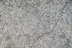 Brudna otoczak podłoga tekstura obrazy royalty free