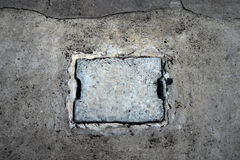 Brudna podłoga Zdjęcie Stock