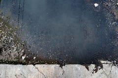 Brudna podłoga Zdjęcia Stock