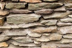 brudna stara kamienna ściana Zdjęcie Stock