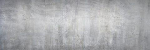 Brudna szara betonowa ściana obrazy royalty free