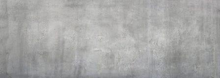 Brudna szara betonowa ściana zdjęcie royalty free