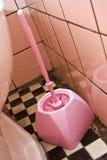 brudna toaleta Obrazy Stock