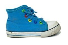 brudni starzy sneakers zdjęcia royalty free