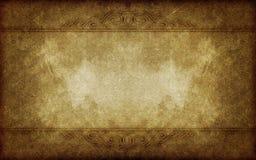 Brudny grunge papieru rocznika wiktoriański styl Zdjęcie Stock