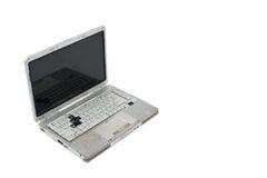 Brudny laptop Fotografia Royalty Free
