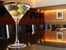 brudny martini2 Obraz Royalty Free