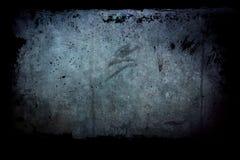 Brudny okno, grunge tło zdjęcia stock