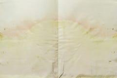 Brudny rocznika papier Obrazy Royalty Free