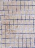 brudny stary kuchenny ręcznik Obraz Stock
