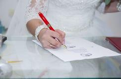 Brudrospisyvaetsja i dokument Arkivbilder
