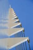 Brug 101 van de zonnewijzer Stock Fotografie