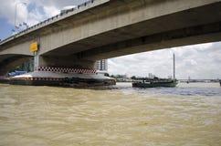 Brug in Bangkok Stock Foto's