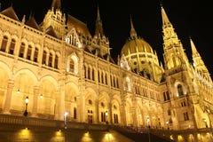 Brug Boedapest Royalty-vrije Stock Afbeelding