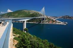 Brug in Dubrovnik Royalty-vrije Stock Afbeelding