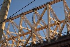 Brug, New York Royalty-vrije Stock Afbeeldingen