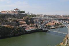 Brug Porto Royalty-vrije Stock Afbeeldingen