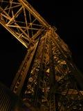 Brug van de Lift van Duluth de Lucht Stock Fotografie