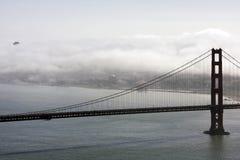 Brug van de Poort van San Francisco de Gouden Stock Foto