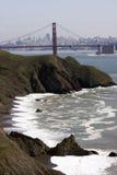 Brug van de Poort van San Francisco de Gouden Royalty-vrije Stock Foto's