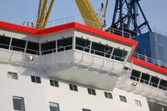 Brug van een veerboot Stock Fotografie