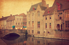 Bruge Royalty Free Stock Photo
