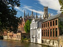 Bruges 07 Royalty Free Stock Photography