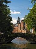 Bruges 08 Стоковое Изображение