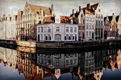 Bruges royaltyfria bilder