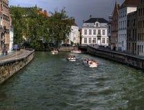 Bruges foto de stock royalty free