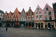 Bruges royaltyfri foto