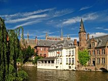 Bruges 15 Royalty Free Stock Image